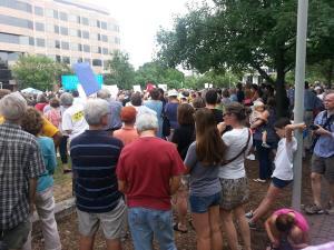 crowd June 24, 2013
