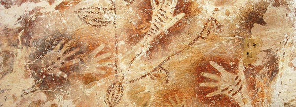 """Tree of Life"" A 10,000 year old cave painting."